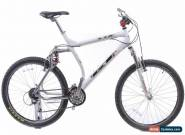 """USED 2005 GT LTS-2000 18"""" Aluminum Full Suspension Mountain Bike Shimano 3x8 for Sale"""