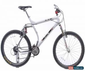 """Classic USED 2005 GT LTS-2000 18"""" Aluminum Full Suspension Mountain Bike Shimano 3x8 for Sale"""