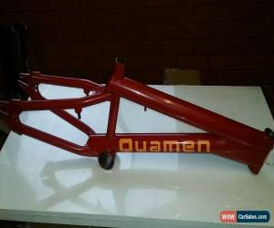 Classic Red G3 Quamen flatland bmx  for Sale