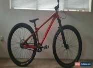"2017 Commencal Absolut Dirt Jump / Street Bike - BMX - Mountain Bike - 26"" for Sale"
