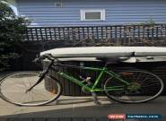 GREEN MENS BIKE IN GREAT CONDITION - PRICE NAGOTIABLE :) for Sale