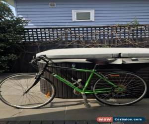 Classic GREEN MENS BIKE IN GREAT CONDITION - PRICE NAGOTIABLE :) for Sale