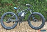 "Classic 26"" Fat Tyres Electric Bike / Snow Bike / Mountain Bike ( 12 Months Warranty ) for Sale"