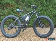 "26"" Fat Tyres Electric Bike / Snow Bike / Mountain Bike ( 12 Months Warranty ) for Sale"