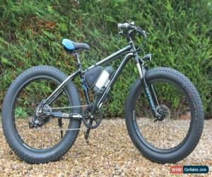 "Classic 26"" Fat Tyres Electric Bike / Snow Bike / Mountain Bike ( 12 Months Warranty ) for Sale"