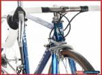 FAUSTO COPPI COLUMBUS FOR THREE CAMPAGNOLO RECORD TITANIUM 8s ROAD BIKE 700C 90s for Sale