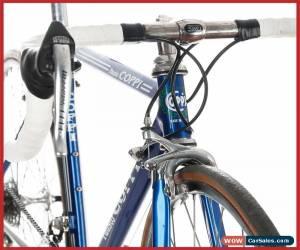Classic FAUSTO COPPI COLUMBUS FOR THREE CAMPAGNOLO RECORD TITANIUM 8s ROAD BIKE 700C 90s for Sale