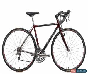 Classic 2004 Serotta Ottrott Road Bike 47cm Titanium Carbon Shimano Ultegra 6500 9 Speed for Sale