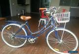 Classic Bicycle Dutch Classic Style (dark blue) good condition  for Sale