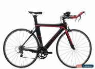 2014 Quintana Roo Seduza Time Trial Bike Medium Carbon Shimano Ultegra FSA for Sale