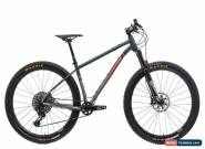 "2018 Niner SIR 9 3-Star Mountain Bike Medium 29"" Steel SRAM GX Eagle Reynolds for Sale"
