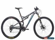 "2015 Salsa Horsethief 2 Mountain Bike 18in 29"" Alloy SRAM GX 10s Stans Flow for Sale"