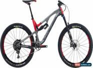 Intense 2017 Recluse Pro Full Suspension MTB - Grey for Sale