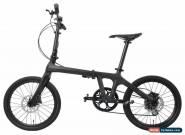 """Full Carbon Folding Bike Frame Fork Seatpost Wheelset Handlebar Disc brake 20"""" for Sale"""