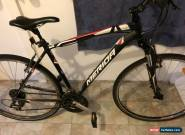 mens mountain bike used Merida Crossway 10 52cm  8 Speed with 3 Gear Ratios. for Sale