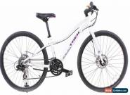"USED 2016 Trek Neko Kids 13"" Aluminum Hybrid Bike Shimano 3x7 Speed Disc Brake for Sale"