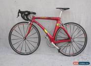 RARE VITUS ZX1 CARBON MONOCOQUE ROAD TIME TRIAL TT BIKE FROM MID 1990s  for Sale