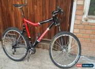 Cannondale Scalpel 3000 bike with carbon lefty from 2006  size L for Sale