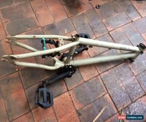 Classic BMX BIKE FRAME SE , WITH CRANK SET for Sale