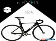 "nFIXED ""Track"" Bike Full-Carbon Track Pista Velodrome (~7kg) for Sale"