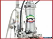 "ZEUS CRITERIUM VINTAGE 70s 6s SPEED 28"" 700c EROICA ROAD RACING BIKE BICYCLE OLD for Sale"
