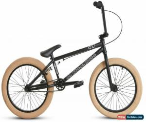 Classic Collective Bikes C1 BLACK 20 inch BMX bike by Ryan Taylor for Sale