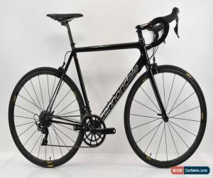 Classic 2017 Cannondale SuperSix Evo Hi-Mod Dura-Ace Carbon Bike 56cm Black for Sale