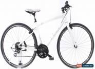 USED 2018 Felt Verza Speed 10 48cm Aluminum Hybrid Bike Shimano Acera 3x8 for Sale