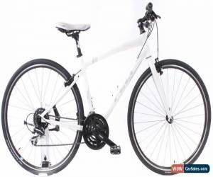 Classic USED 2018 Felt Verza Speed 10 48cm Aluminum Hybrid Bike Shimano Acera 3x8 for Sale