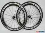 Mavic Cosmic Carbone SLS Road Bike Clincher Wheelset In Excellent Condition  for Sale