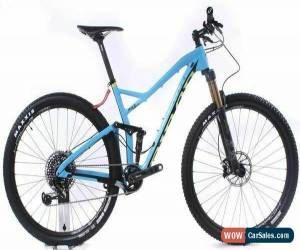 Classic NEW 2019 Niner RKT 9 RDO 4-Star Large Carbon Full Suspension XC Mountain Bike for Sale