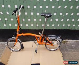 Classic Brompton H3R folding bike World wide shipping  for Sale