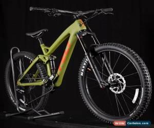 Classic 2019 Felt Decree 5 Size 20/L Full Suspension Carbon Mountain Bike SRAM NX Disc for Sale