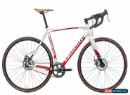 2016 Specialized CruX E5 Single Speed Disc Cyclocross Bike 56cm Large Aluminum for Sale