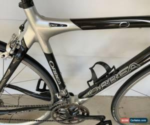 Classic Orbea Onix Carbon Fiber 54cm Road Bike Shimano Ultegra 10 Speed FSA SL-K Cranks for Sale