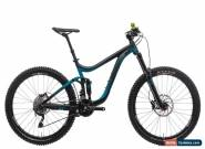 2015 Giant Reign 2 Mountain Bike Medium 27.5 Aluminum Shimano Deore 10 Speed for Sale