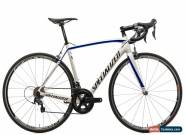 2015 Specialized Tarmac Comp Road Bike 54cm Carbon Shimano Ultegra 6800 11 Speed for Sale