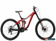 "2018 Giant Glory 2 Downhill Mountain Bike Medium 27.5"" Aluminum SRAM X5 9 Speed for Sale"