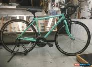 Bianchi Volpe.NEW.46cm. Celeste for Sale