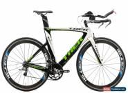 2012 Trek Speed Concept 7.8 Triathlon Bike Large Carbon SRAM Force 10s HED Jet for Sale