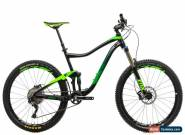 "2017 Giant Trance 2 Mountain Bike Large 27.5"" Aluminum Shimano SLX M7000 Fox for Sale"