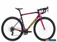 2018 Specialized S-Works Tarmac SL6 Road Bike 56cm Carbon SRAM Force 1 11s Quarq for Sale