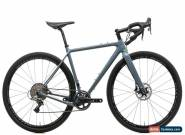 OPEN U.P. Gravel Bike Small Carbon SRAM Rival 1 11 Speed Ritchey Brooks for Sale
