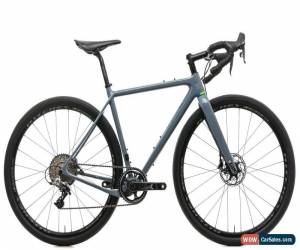 Classic OPEN U.P. Gravel Bike Small Carbon SRAM Rival 1 11 Speed Ritchey Brooks for Sale
