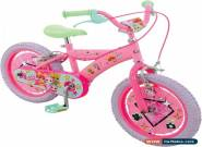"LOL Surprise Kids Girls Bike 16"" Wheel Childrens Bicycle Steel Frame 5+ Years for Sale"
