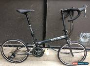 Folding Road Bicycle.Bike Friday Pocket-Rocket;Size M,56cm for Sale