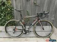 Colnago CLX carbon roadbike, size 52S (toptube 55 cm), Sram Force, ZIPP for Sale