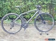 Orange Hybrid Bike for Sale