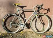 Vetta Titanium Road Bike - Columbus Hyperion Shimano Dura-ace for Sale