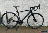 Classic 2019 Orro Terra C Carbon Gravel/Adventure Bike (105 Hydro) Small (Stealth Black) for Sale